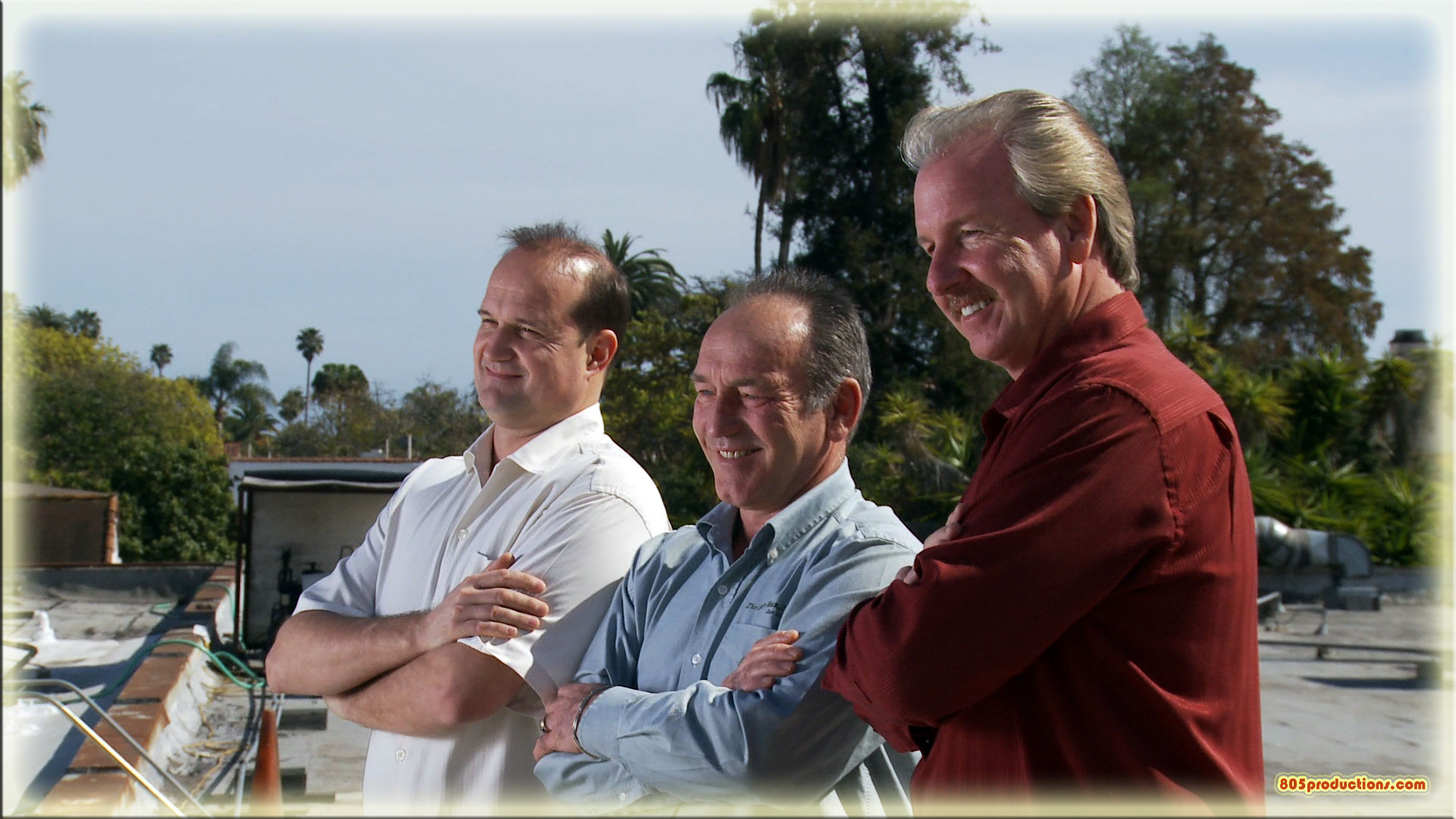 The Berry Man, Inc. leaders. Photo 805 Productions Santa Barbara