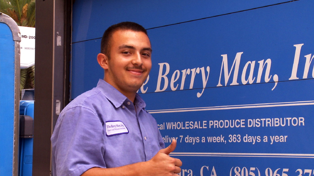 Andrew Mechanic assistant @ The Berry Man, Inc. Truck specialist.