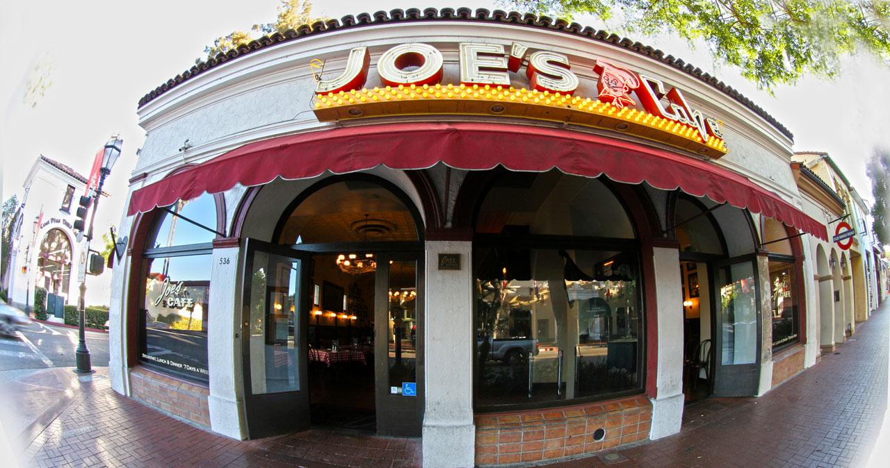 Joes Cafe St Joe