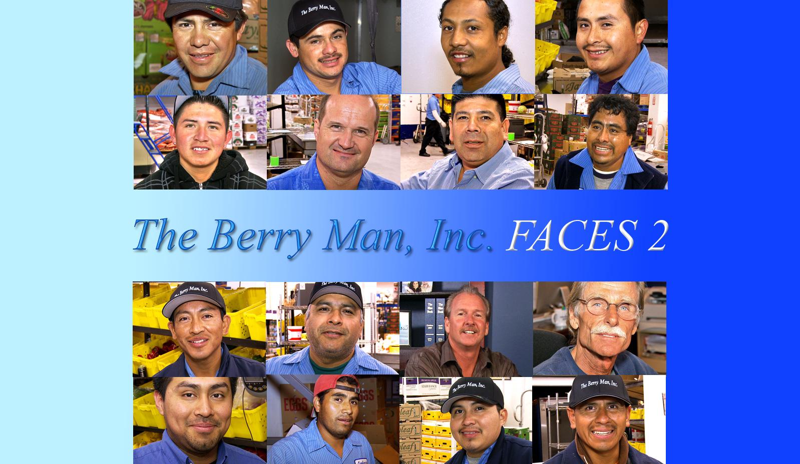The Berry Man, Inc, June 2013. A 805 Production. Santa Barbara 2013.