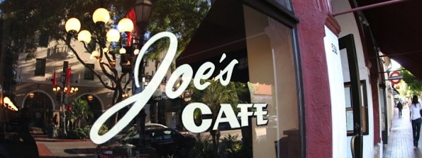 Joe's Cafe 536 State St, Santa Barbara, CA 93101 Google business photos by 805 Productions your google trusted photographer in Santa Barbara