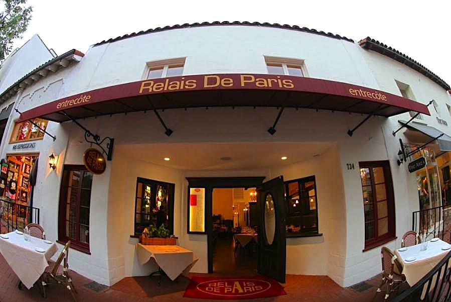 Google see inside Relais de Paris Santa Barbara 805 productions certified google photographer