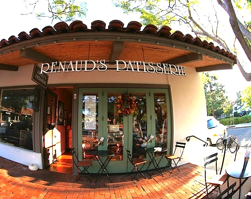 Renaud's Patisserie & Bistro Santa Barbara Google virtual tour by 805 productions your google trusted photographer