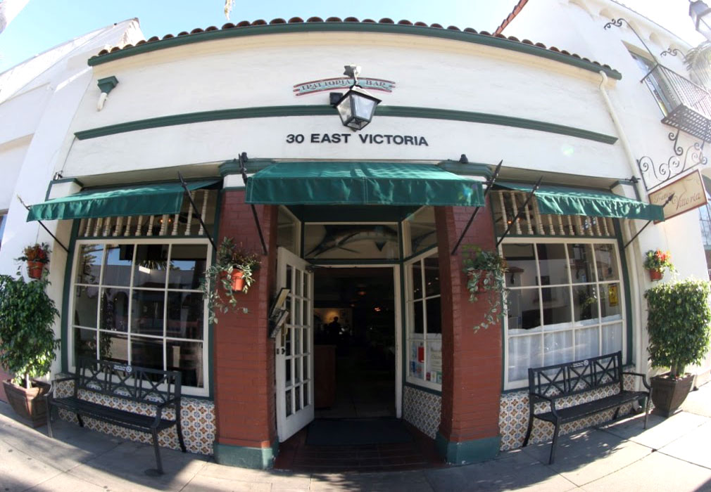 Google Business Photos: Trattoria Vittoria Santa Barbara. 805 Productions / Google teamed up