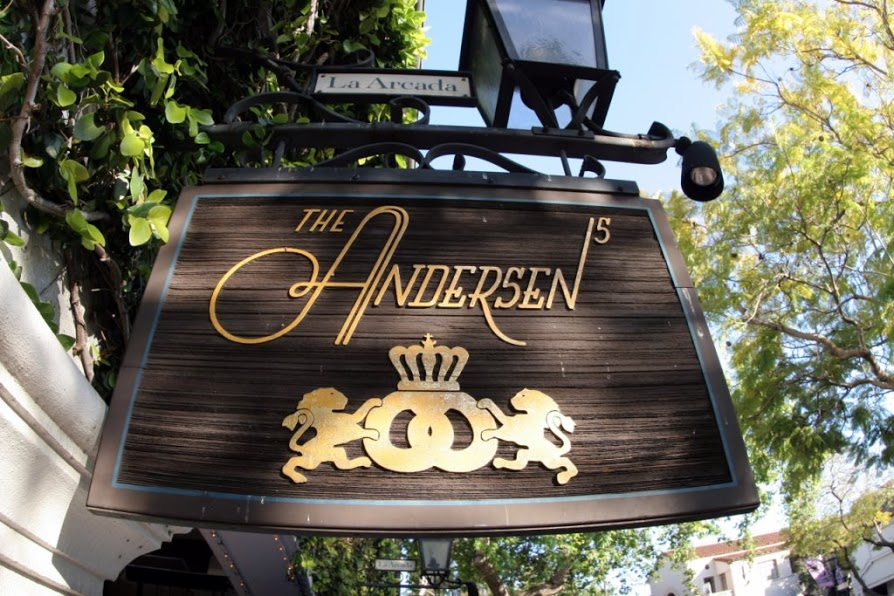 Andersen's Danish Restaurant & Bakery in Santa Barbara Andersen's Danish Restaurant & Bakery in Santa Barbara.Google Virtual Tour by 805 Productions