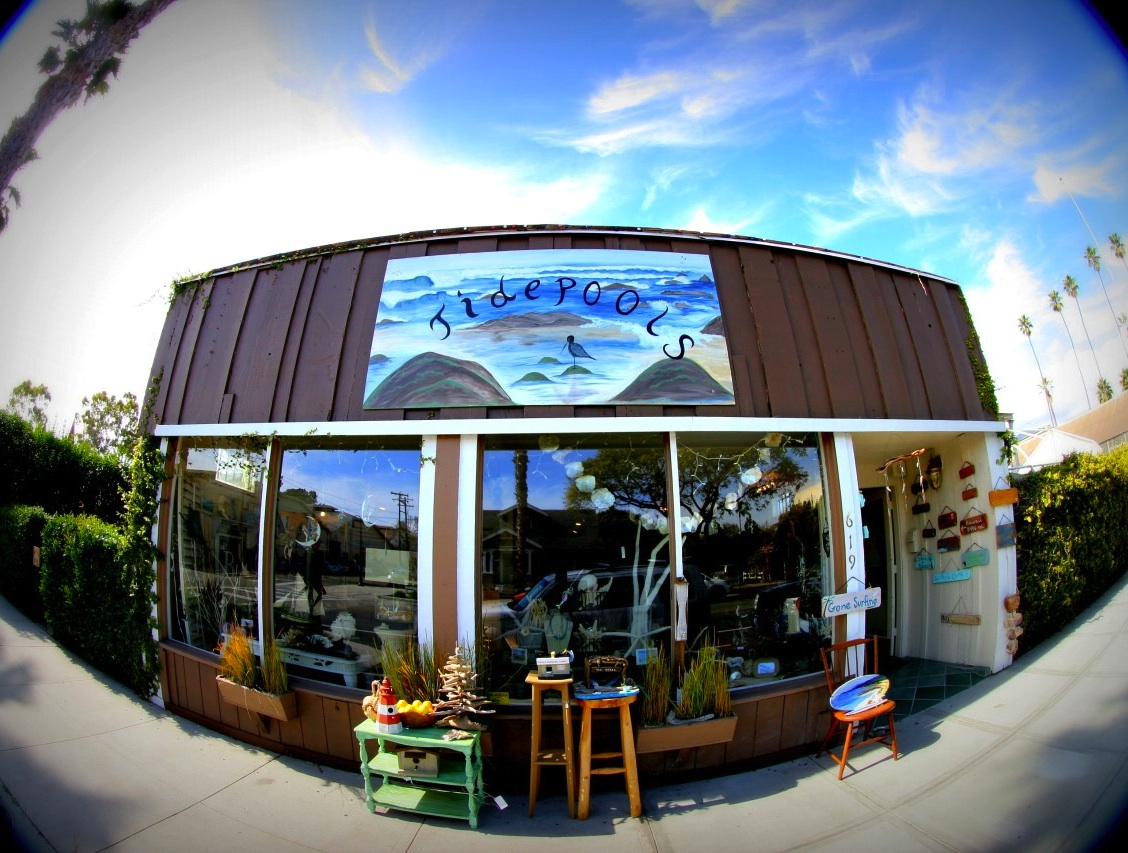 From Space to Tide Pools via Carpinteria Street Views, take the tour with Google Business Photos, produced by 805 Productions Santa Barbara.