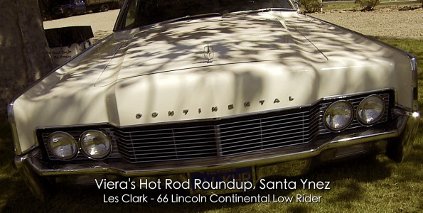 805 Productions at Viera's Hot Rod Roundup. Video Les Clark