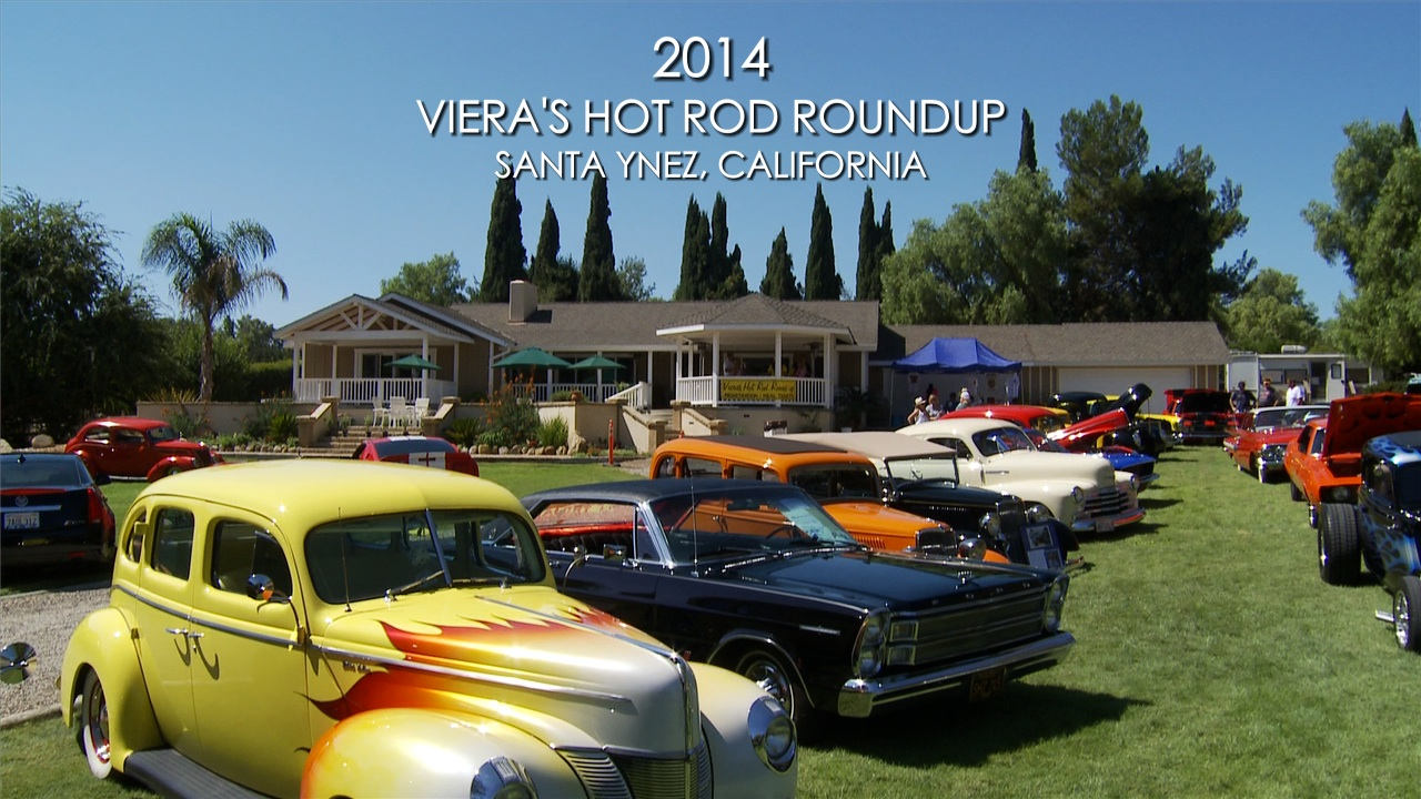 "Viera's hot rod roundup - Fundraiser for ""Kendall for kids"". Kendall Viera"