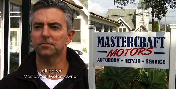 Mastercraft Motors Complete Auto Repair-Video by 805 Productions Santa Barbara