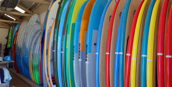 Visit Blueline Paddlesurf on Google Maps | Business View - Visite virtuelle de Blueline Paddlesurf sur Google Maps Business View-805 Productions Paris / Santa Barbara