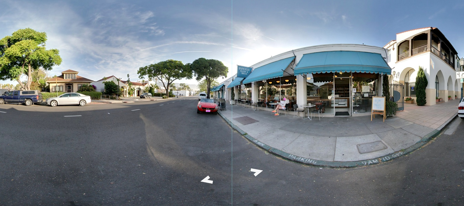 D'Angelo's Bread, best Bakery in Santa Barbara. Google Business View created by 805 Productions.