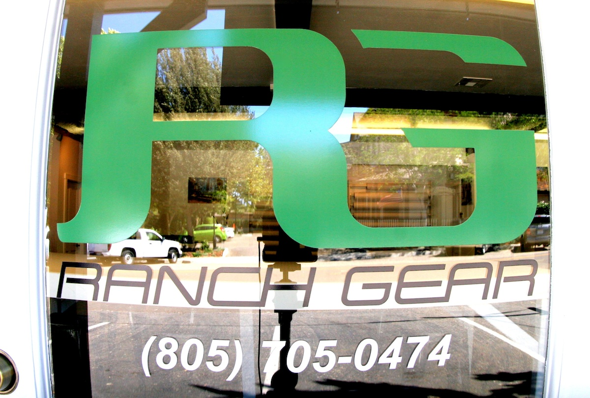 Ranch Gear Print Shop Google Street View | Trusted. Visite virtuelle Google en Californie, Etats Unis
