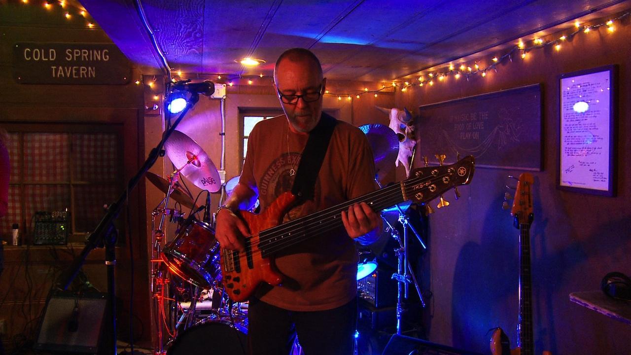 Billy Breland: Bass. Recorded at Cold Spring Tavern Santa Barbara. 805 Productions Films