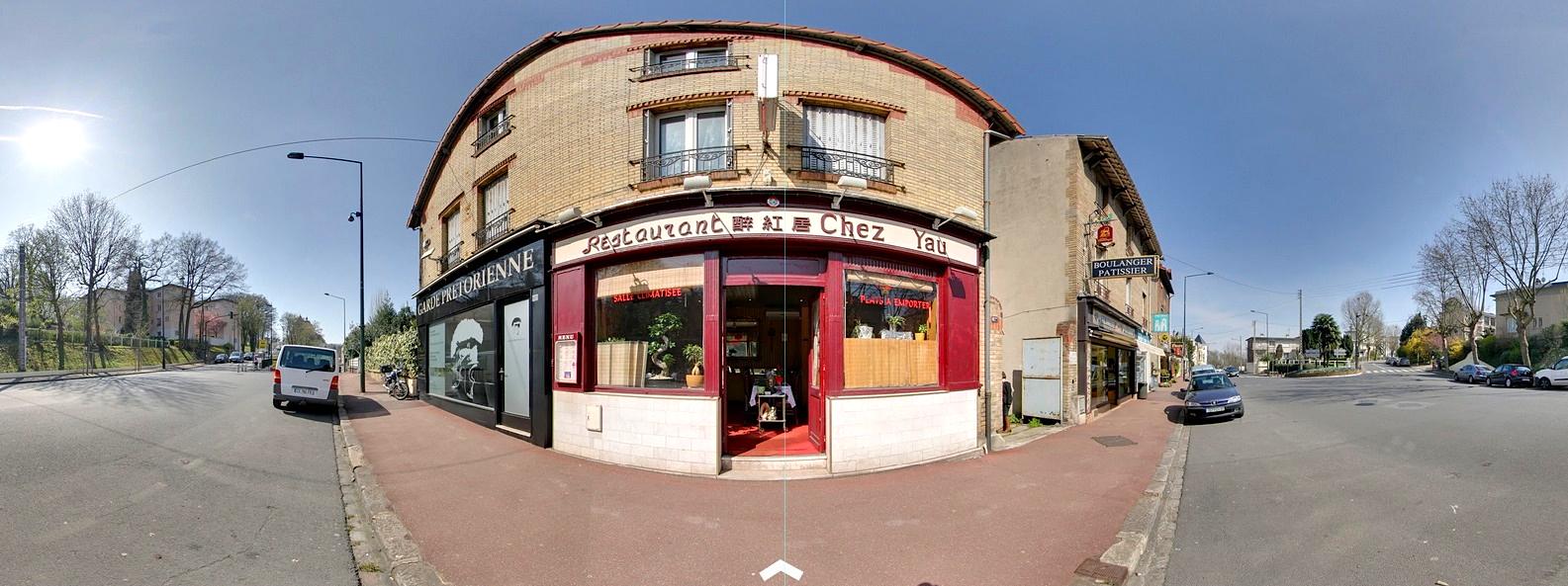Visite virtuelle Google Chez Yau Le Plessis Robinson. 805 Productions Videographes et Photographes - Paris, Santa Barbara.