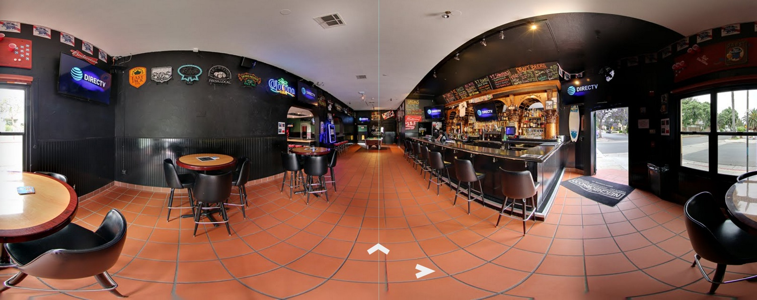 Watch The Neighborhood bar & grill's NEW Google Street View Trusted by 805 Productions Santa Barbara