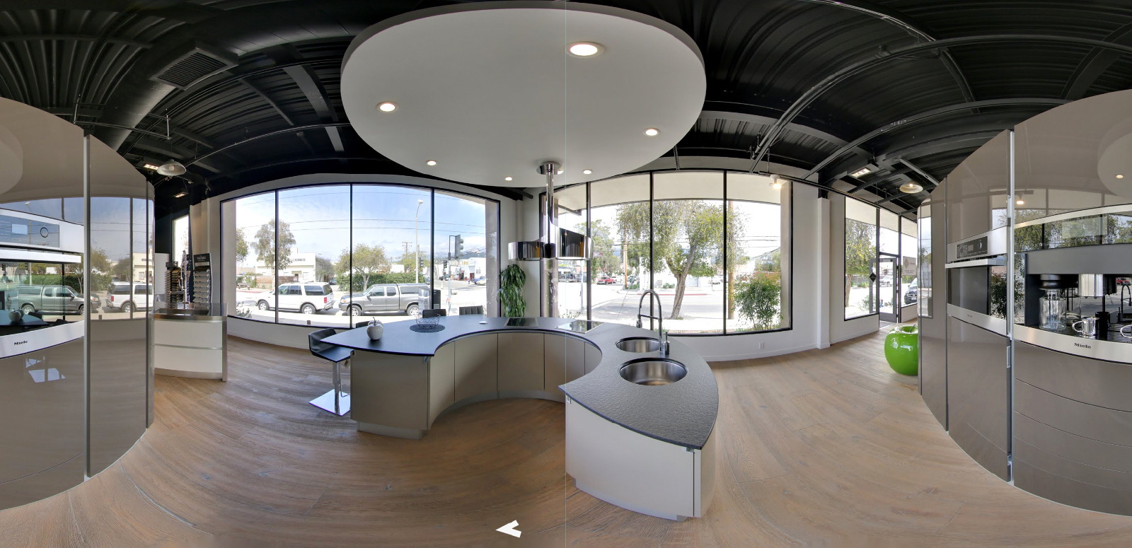 Google virtual tour with street view technology made by 805 Productions Santa Barbara