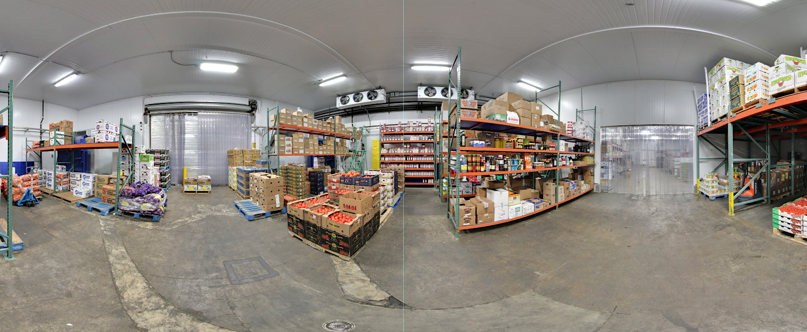 7 days a week, 363 days a year The Berry Man, Inc. is a wholesale produce distributor supplying restaurants, resorts, institutions, caterers, and markets from Big Sur to Malibu… The Berry Man sells over 2600 items to more than 1200 foodservice establishments throughout California.