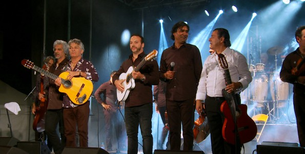 Chico & the Gypsies + Gipsy Kings Concert Fête des Guinguettes 2017 Plessis-Robinson. Production video : 805 Productions Paris Los Angeles Santa Barbara