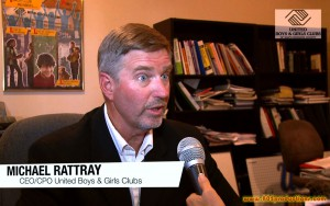 Michael Rattray CEO/CPO United Boys & girls Clubs - Corporate image video by 805 Productions