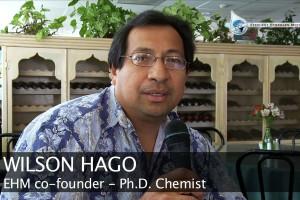 Wilson Hago Efficient Hydrogen Motors Co-founder
