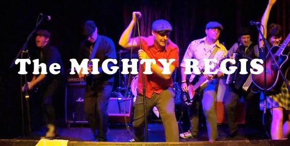 Mighty Regis in concert at Santa Barbara.