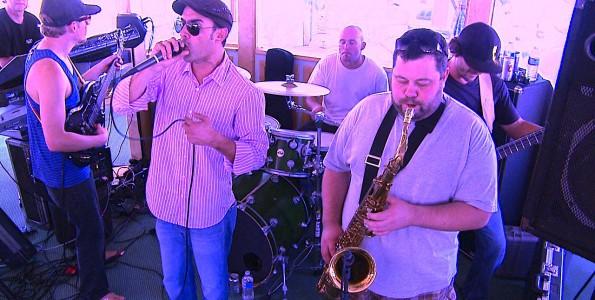 One Two Tree Band - Santa Barbara. 805 Productions HD video