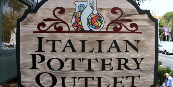 Italian Pottery outlet Google maps business view by 805 Productions Santa Barbara