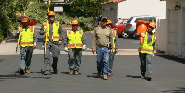 Arbor Services Team. • Smartshoot video for Yelp. Shot by 805 Productions in Santa Barbara.