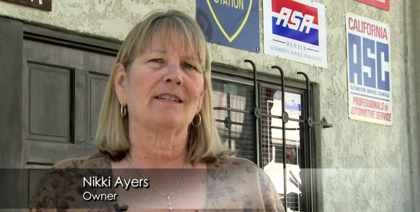 """Ayers Automotive Repairs: """"We care for you and we care for your car."""" Santa Barbara #1 auto repairs shop."""