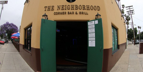 The Neighborhood Bar & Grill google virtual tour in Santa Barbara. Cresated by 805 Productions. Certified Google Photographers.